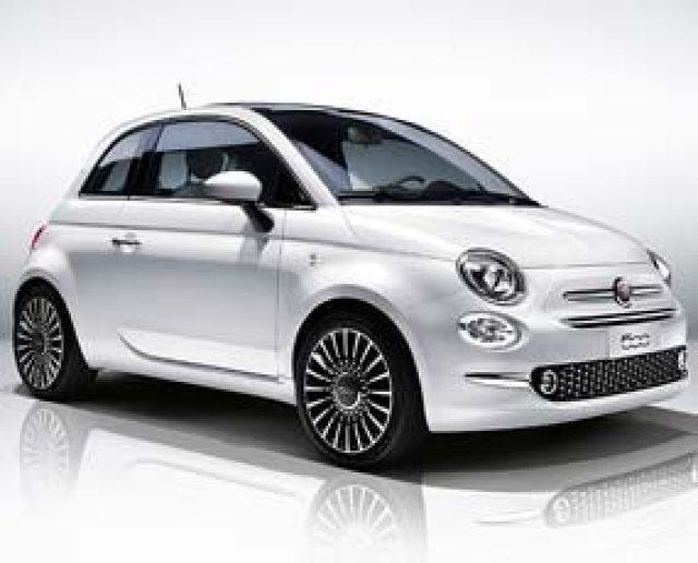 Wybitny Fiat 500 | Stylowy samochód miejski | Komfort jazdy KK09
