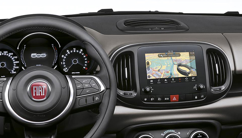 Super Fiat 500L Lounge, Pop Star, Pop e Business - Allestimenti | Fiat DR89